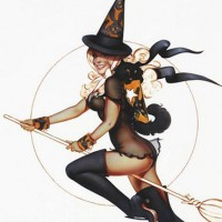 Olivia Halloween Cards