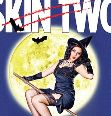 Skin TWO Halloween Ball Weekend