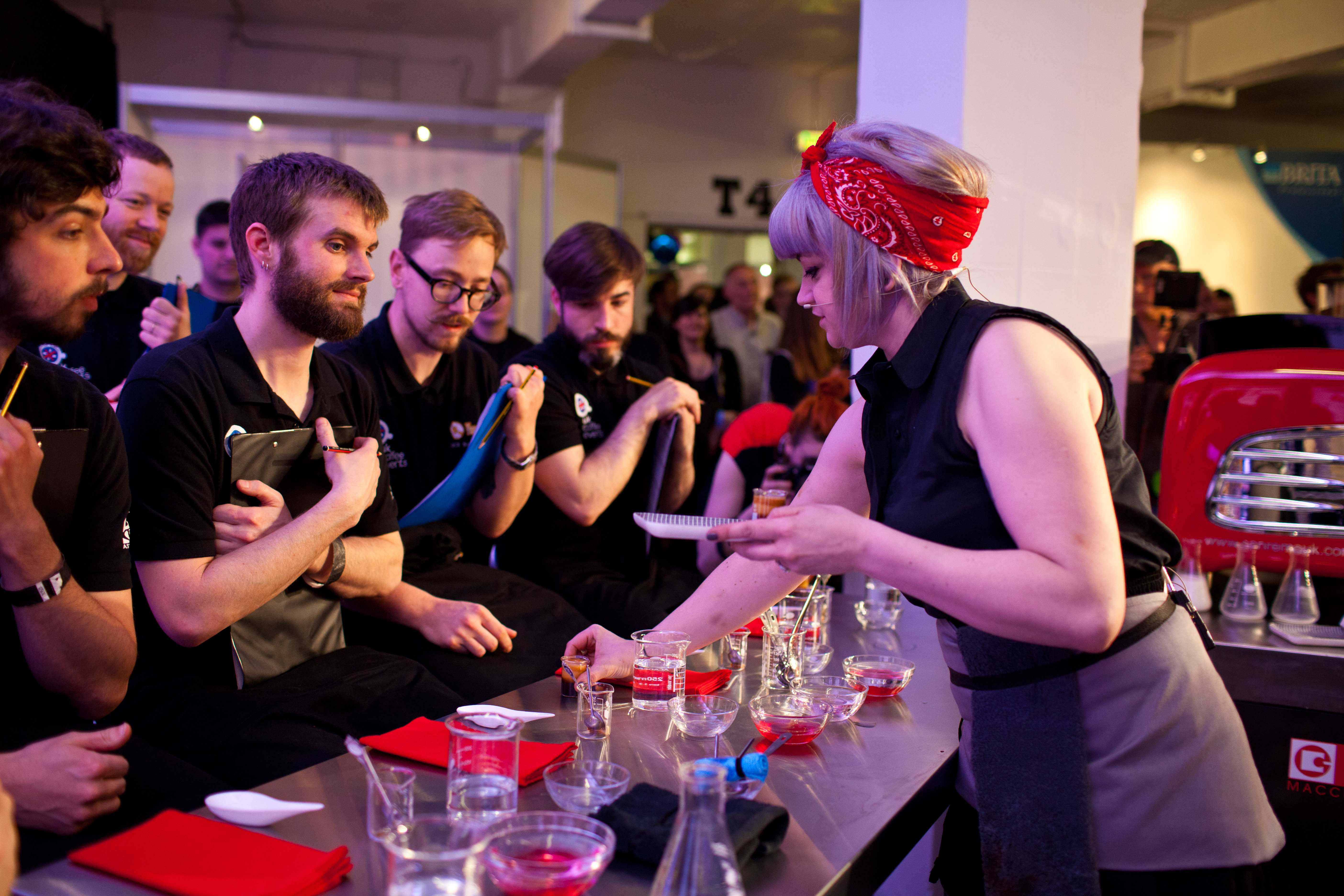 The London Coffee Festival 2013