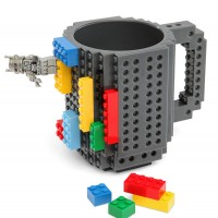 Make coffee your way one brick at  time