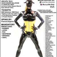 Miss Rubber World 2013