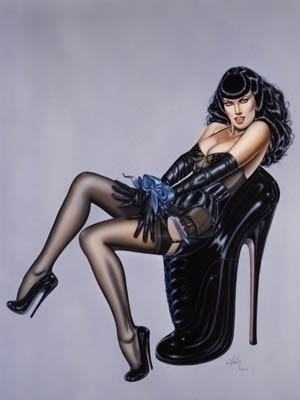 Bettie Card - Bettie's Shoe