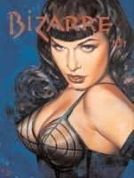 Bettie Card - Bizarre #1