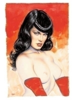 Bettie Card - Voodoo