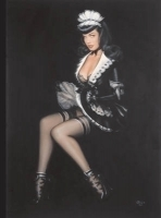 Bettie Card - Maid Bettie