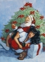 Bettie Card - Naughty & Nice